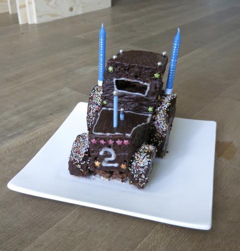 Geburtstagskuchen für Janne