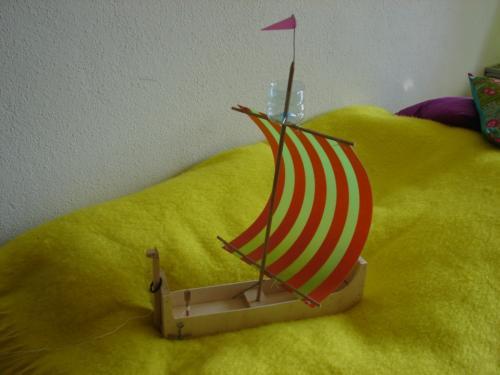 Piratenschiff Laurin